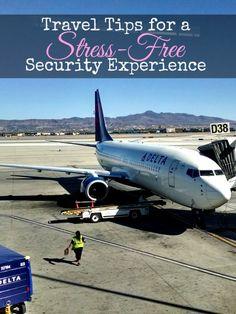 Tips for Making TSA Less Annoying