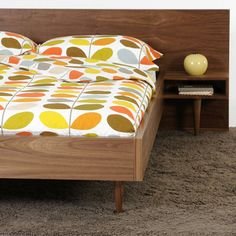 Orla Kiely Absolutely love this pattern!