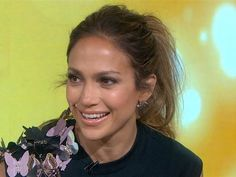 Video on Today: Jennifer Lopez, who Kathie Lee and Hoda praise for her flawless skin, healthy body and style, reveals that her favorite outfit is sweatpants and sneakers and she shares the skincare routine she can't go without.