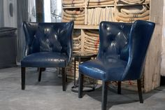 Oh, Goodman chairs! Cisco Brothers, avail at Port Interiors, www.port-interiors.com