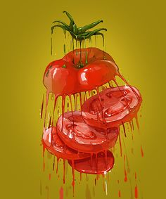 VITAMIN BOMB by Georgi Dimitrov - Erase, via Behance