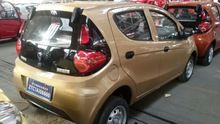 2014 Vysoko kvalitné malé šikovné elektrické auto bez vodičského preukazu