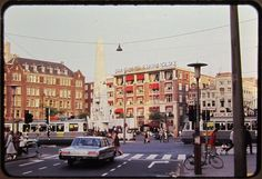 Dam Amsterdam (jaartal: 1970 tot 1980) - Foto's SERC