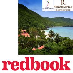 Enter the Redbook's Happy Swimsuit Shopping Sweepstakes and you could win the Grand Prize: a 3-night trip for two to the Renaissance St. Croix Beach Resort