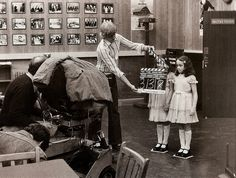 come and play with us Danny. THE SHINING (Stanley Kubrick)