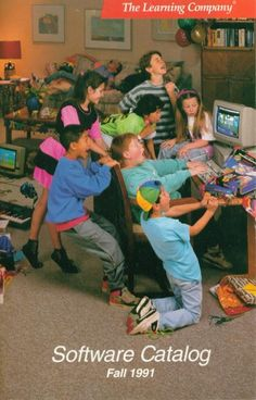 Kids are overreacting video games Early 90's