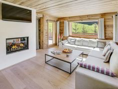 Chalet de luxe La Clusaz/Le Grand Bornand, 220km de pistes, 95 remontées mécaniques. Sauna, hammam, gym, skis aux pieds, à 5 minutes à pied de La Clusaz