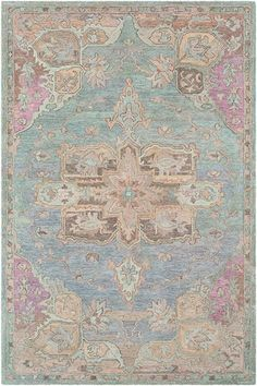 Surya Classic Nouveau CSN-1010 Rugs | Rugs Direct | Free Shipping. 110% Price Match.