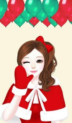 Imagem de Enakei, lovely girl, and girl