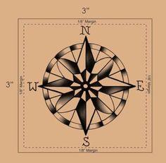 old compass tattoo - Pesquisa Google