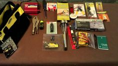 Bug Out Electronics Repair  Kit