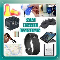 2016 Travel Essentia