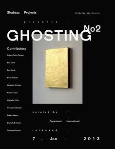 Ghosting No2—Soon