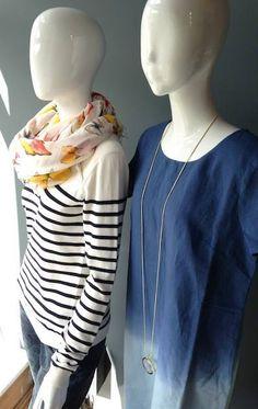#stripes and more stripes @ATTIC womenswear Ilkley #nauticalandnice #ilkley #womenswear