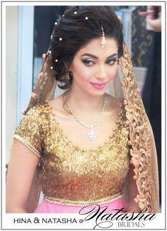 Soniya hussain, Pakistani tv actress, on her nikaah #pakistani #celebrity #weddings #bridal
