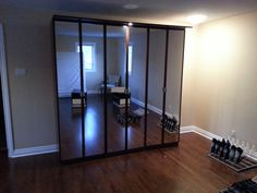 Wardrobe Move - New Location Divider, Room, Furniture, Home Decor, Bedroom, Decoration Home, Room Decor, Rooms, Home Furnishings