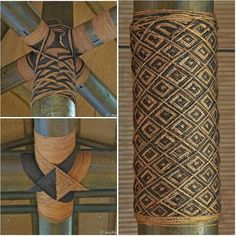 Sopolemalama Filipe Tohi | Master of the art of lalava (lashing) - Tongan Artist Polynesian Art, Stick Art, Cultural Identity, Unusual Art, Tonga, Ancient Romans, Different Patterns, Making Out, Weaving