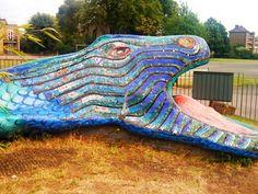 Snake Park Hackney