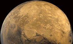 Nasa could send a crew to orbit Mars in 2033 and land in 2039