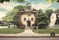 Full Classifieds - Chronometer Houses on Behance