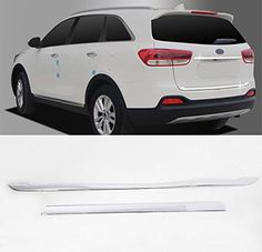 Sell by Automotiveapple Hyundai Motors OEM Genuine Chrome Side Door Garnish Molding Trim 4-pc Set For 10 11 12 13 14 Hyundai Genesis Sedan