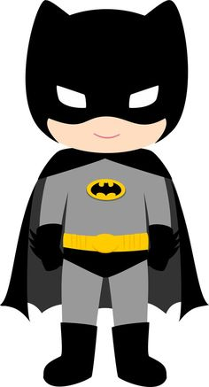 Image result for cartoon images of batman for children