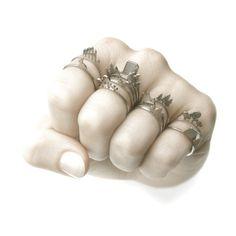 Handscape Rings - holycrap ineedthis