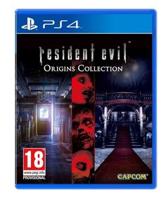 RESIDENT EVIL Origins Collection - Playstation PS4 - UK RELEASE - NEW SEALED in Video Games & Consoles, Video Games | eBay