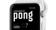 'A Tiny Game of Pong' Brings Classic Game to the Apple Watch