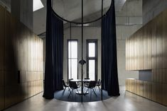 Gallery of NV/9 ARTKVARTAL Sales Office / Alexander Volkov Architects - 1
