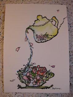 春限定ポストカード …5枚組…※1枚より、ばら売りも承ります。(1枚あたり ¥120‐)*春に咲く、だいすきな桜とバラの花を意識し...|ハンドメイド、手作り、手仕事品の通販・販売・購入ならCreema。