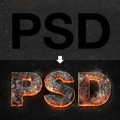 This tutorial demonstrates how to use a simple Photoshop technique to create embossed and debossed text effects that look just like the real thing. Photoshop Effekte, Photoshop Text Effects, Photoshop For Photographers, Photoshop Illustrator, Photoshop Photography, Photography Tutorials, Lightroom, Photoshop Lessons, Design Reference