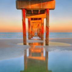 St. Augustine pier.  One of my favorite places on earth.