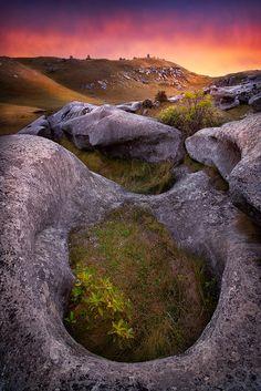 Castle Hill - New Zealand