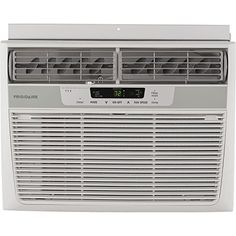 Frigidaire Energy Star BTU Window-Mounted Compact Air Conditioner with Temperature Sensing Remote Control - Sam's Club Best Window Air Conditioner, Compact Air Conditioner, Frigidaire Air Conditioner, Energy Saver, Best Windows, The Fresh, Cool Things To Buy, Home Appliances, Remote
