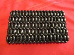 Vintage-Black-Beaded-Clutch-Purse-Made-In-Hong-Kong