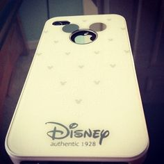 Disney iPhone case, want!
