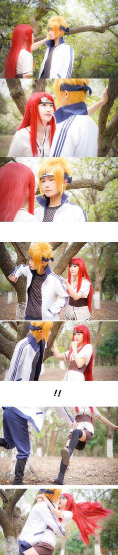Bộ cosplay Naruto tuyệt nhất mọi thời đại!