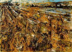 Comment faire de l'art allemand après l'Holocauste? Comment être un artiste après l'exploitation de l'art (et sa compromission) par le IIIe Reich? Voilà la quête essentielle que mène Anselm Kiefer ...