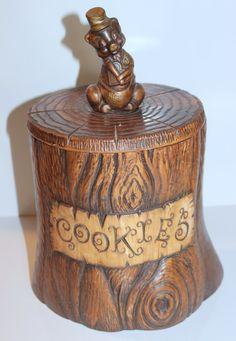 Dapper Pig Cookie Jar made in USA by Treasure Craft