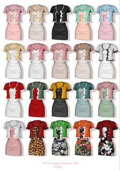 Sims 4 Mods Clothes, Sims 4 Clothing, Sims 4 Cas, Sims 3, Sims 4 Cc Folder, Sims 4 Traits, Look Fashion, Fashion Outfits, Sims 4 Children