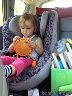 Tips for Surviving (and enjoying) Car Trip with Children