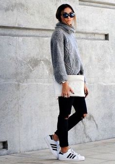 Street Style | Lookbook | Fashion News | 5 Minimalist Street Style Outfits To Copy | http://getstyled.net