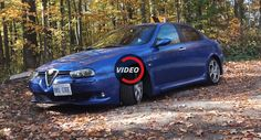 There's An Alfa Romeo 156 GTA V6 In Canada And We Love It