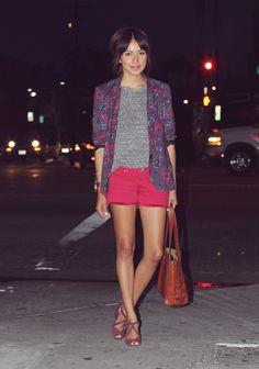 Red shorts summer nights #witcherywishlist