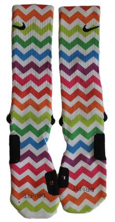 Custom Nike Elite Socks  7faed62ce