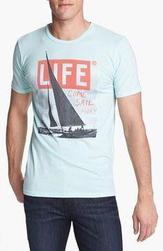 Come sail.