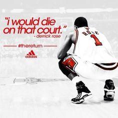 Derrick Rose...