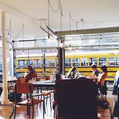 Café Sfouf, Montréal / Crédit : http://instagram.com/etvoilacoralie