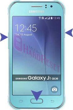 Samsung Galaxy J1 Ace Hard Reset and Factory Reset Solution